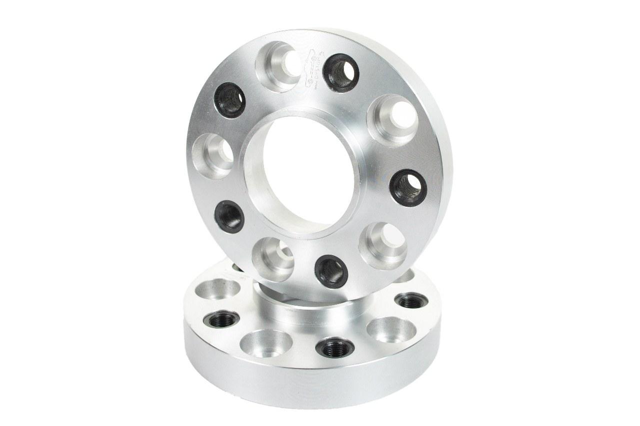 Adaptery 25mm, zmiana rozstawu śrub 5x112 na 5x120 - GRUBYGARAGE - Sklep Tuningowy